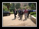 فاعليات المؤتمر الدولى التاسع لتربية النبات بكلية الزراعة جامعة بنها