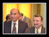 جامعة بنها تستقبل أ.د/ مصطفى السيد