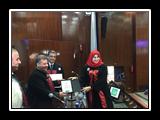 إحتفالية يوم التميز العلمي الثالث بجامعة بنها