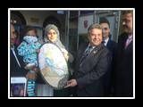 القاضي في زياره لمستشفي سرطان الاطفال 57357