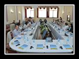 جامعة بنها تشارك في إجتماع تحالف جامعات طريق الحرير الجديد في كازاخستان