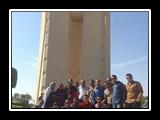 جامعة بنها تشارك في مشروع شعلة الأمل لطلاب جامعات مصر في مدينتى الأقصر وأسوان