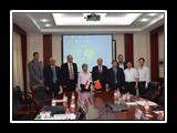 توقيع اتفاقيات تعاون بين جامعة بنها وجامعة Huazhong الصينية