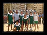 جامعة بنها تشارك في أولمبياد الخامس للجامعات المصرية