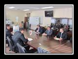 رئيس جامعة بنها بزيارة جامعة ميازاكي اليابانية