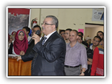 رئيس جامعة بنها على كل مصري أن يعتز ويفتخر بمصريته