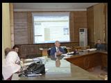 إجتماع مديري وحدات الـIT Units مع المدير التنفيذي للمعلومات