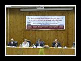 إفتتاح المؤتمر الثاني للتطبيقات الحيوية في كلية الزراعة بجامعة بنها