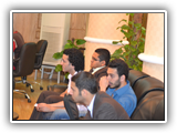 الثقافه ولقاء الحضارات بين جامعة بنها والمركز الثقافى الفلسطينى