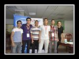ختام فاعليات التدريب الخاص بجامعة بنها في مجال الإبتكار وريادة الأعمال