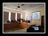 برنامج تدريبي بعنوان «Web Development using Open Source» بكلية الحاسبات والمعلومات