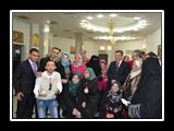 إحتفالية كبرى لحصول كلية التمريض على اﻻعتماد من الهيئة القومية لضمان جودة التعليم واﻻعتماد