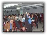 ورشة عمل دعم ومتابعة المشروعات البحثية لشباب الباحثين بجامعة بنها