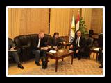 بروتوكول تعاون بين جامعة بنها ومنظمة العمل الدولية لتوفير وظائف لائقة للشباب بمحافظة القليوبية