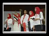 جامعة بنها تنظم إحتفالية وطنية كبرى تحت شعار تحيا مصر
