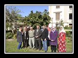 تقييم جامعة بنها في مشروع الـ MIS خلال الربع الثاني