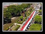 جامعة بنها ومحافظة القليوبية تحتفل بافتتاح قناة السويس الجديدة