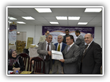 أ.د/ جمال إسماعيل خليل - نائب رئيس الجامعة لشئون خدمة المجتمع وتنمية البيئة