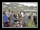 أ.د/ طارق الششتاوي - نائب المدير التنفيذي للمعلومات