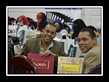 د/ مصطفى السيد، أ/ أحمد حسام: فريق نظم المعلومات الإدارية