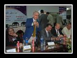 حفل تكريم المشاركين في دعم توطين تكنولوجيا المعلومات بجامعة بنها