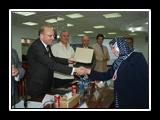 السيدة/ نادية الجوهري: مدير عام الإدارة العامة للعلاقات العامة والإعلام