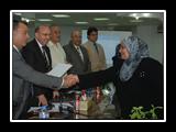أ/ سهير عليوه: مدير عام الإدارة العامة لرعاية الشباب