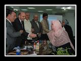 أ/ نشوى الدبيكي: مدير عام الإدارة العامة للدراسات العليا والبحوث