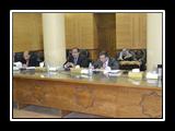 أ.د/ علي شمس الدين - رئيس الجامعة إستقبل السيد المهندس/ محمد عبدالظاهر محافظ القليوبية