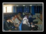حفل ختام برنامج التقويم الذاتي والمراجعة الخارجية للعاملين بالجامعة