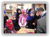 مهرجان طلابي للأنشطة الثقافية والعلمية والرياضية بجامعة بنها