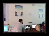 ورشة تدريبية لفريق نظم المعلومات الإدارية