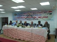 نائب رئيس جامعة بنها : الشعر والشعراء هم لسان الأمة