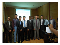 Benha University receives the Assessment Committee of ICTP
