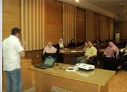 Workshop to activate the role (MIS) in the mechanization of the work the university departments
