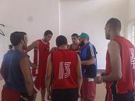 فوز فريق كرة السلة بجامعة بنها ببرونزية الأولمبياد الرابعة للجامعات المصرية