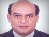 الأستاذ الدكتور/ أحمد عبد الرحيم زردق - عميداً لكلية التجارة
