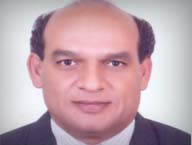 Prof. Dr. Ahmed Abdel Rahim Zardek - Dean of the Faculty of Commerce