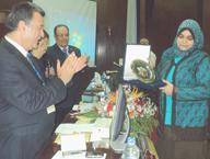 رئيس جامعة بنها : خطة موسعة لتنمية الموارد الذاتية للجامعة