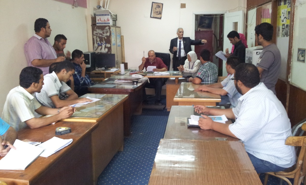 إنتخاب وتشكيل مجلس إدارة عشائر الجامعة ومجلس الأمناء