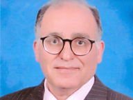 Prof. Dr. Maher Hasab El Naby - Dean of the Faculty of Agriculture