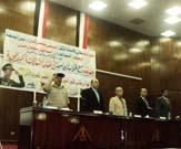 إحتفالات جامعة بنها بإنتصارات أكتوبر المجيدة