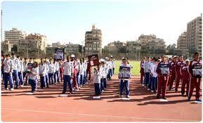مشاركة جامعة بنها بالمهرجان الرياضي لـذوي الإحتياجات الخاصة لطلاب الجامعات المصرية