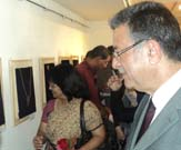 "Shams visits ""Contemporary Fine Visions of Metal Jewelry Fair"""