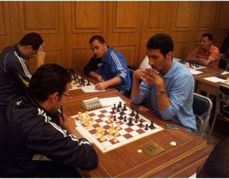 تشارك جامعة بنها فى بطولة الجامعات العربية الأولى للشطرنج بالمنوفية
