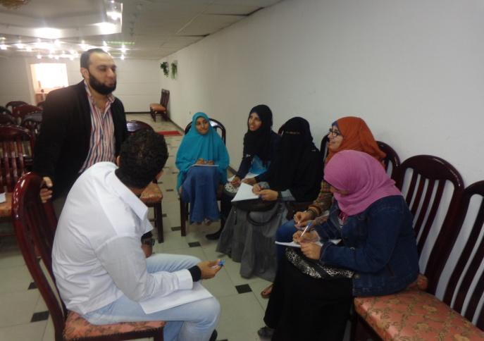أنعقاد الدورة الثالثة للتعليم المدني بجامعة بنها