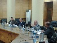اجتماع مجلس شئون التعليم والطلاب