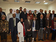 Prof. Dr. Mustafa El Sayed delivers a Lecture at the Faculty of Engineering