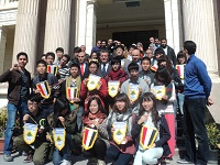Benha University hosts 23 students from Taiwan