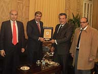 Cooperation between Benha University and the Embassy of Kuwait in Cairo